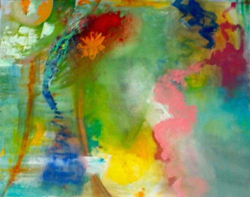 Sally Eisenberg painting