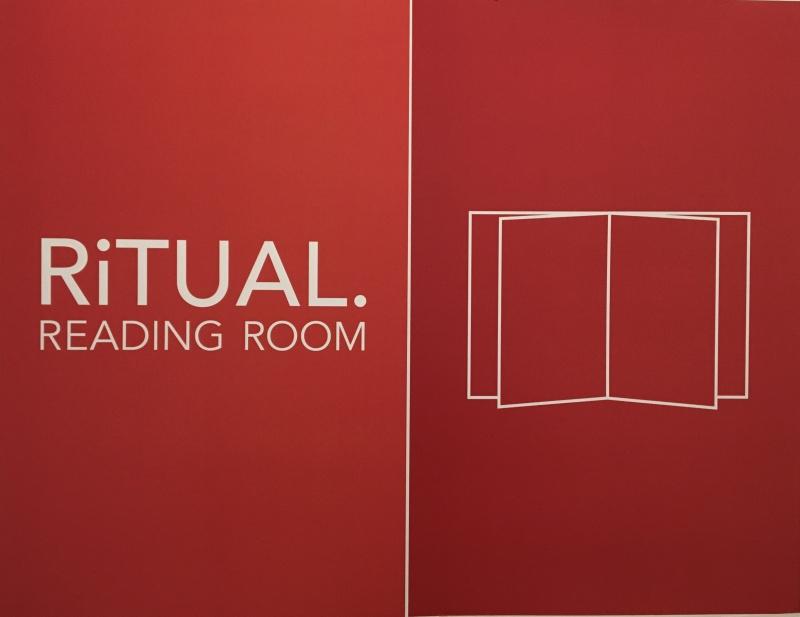 Third Biennial : RiTUAL Reading Room