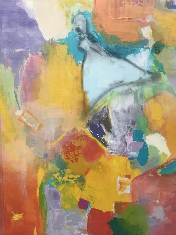 Number 8 by Sally K Eisenberg
