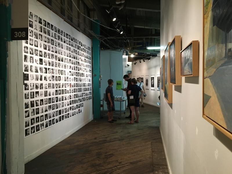 Exhibition @HBHQ snapshot