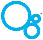 heavy bubble logo. Three bubbles.