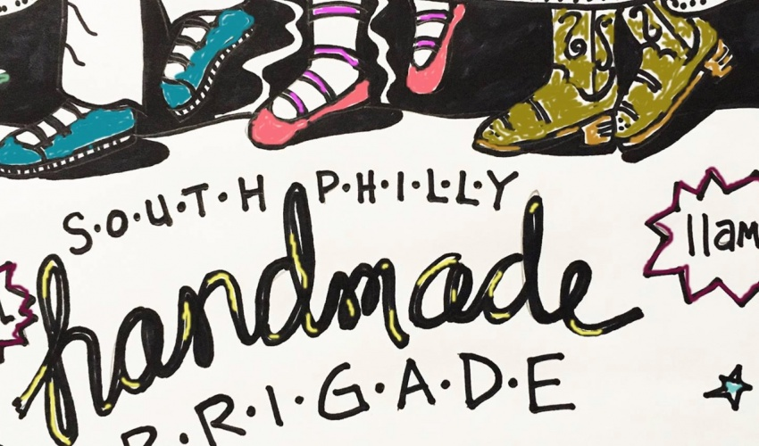 Handmade Brigade at 1241 Carpenter December 8